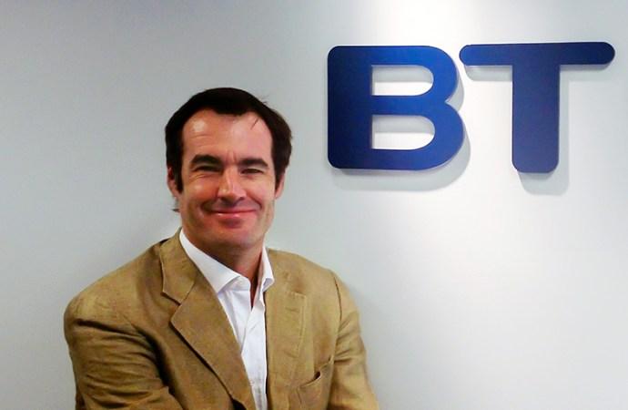 Francisco Scroffa es el nuevo country manager de BT para Cono Sur