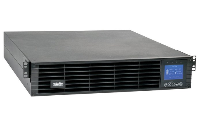 Tripp Lite presenta sistemas UPS más versátiles para misión crítica