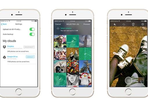 Avast lanzó Photo Space App