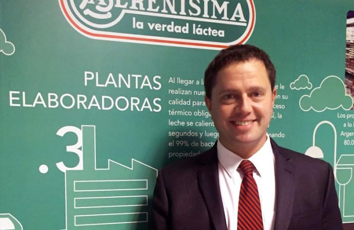 Mastellone Hnos. nombró a Ernesto Arenaza como director de Marketing y Planeamiento