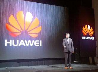 Crece la familia de smartphones Huawei en Argentina