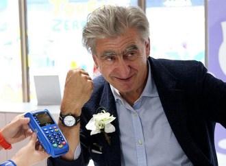OT facilita el pago sin contacto con Swatch en Suiza