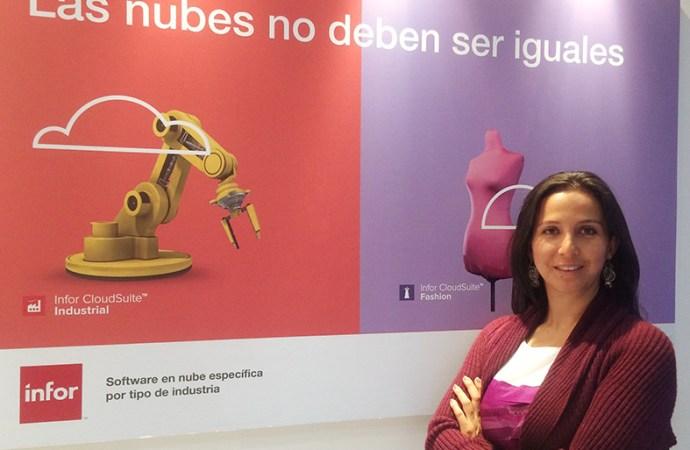 Infor nombró a Adriana Gutiérrez como nueva directora de Canales para la región NOLA