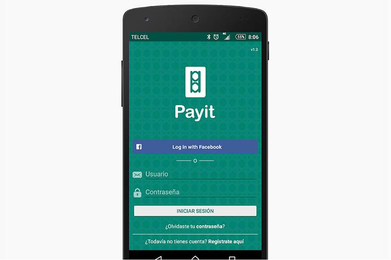 Aplicación PayIt