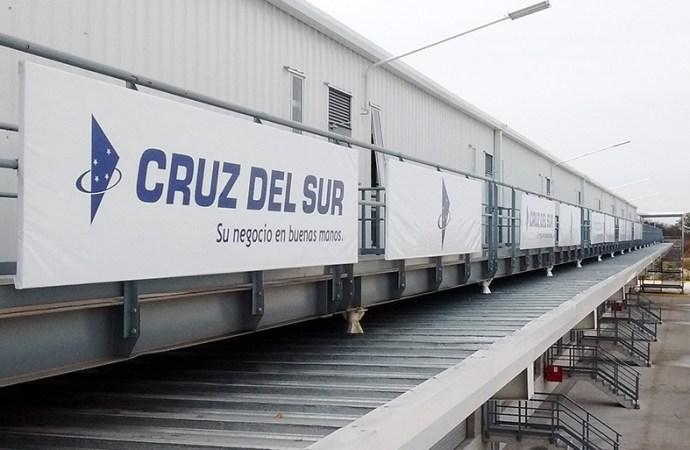 Cruz del Sur comienza a operar en el CTC