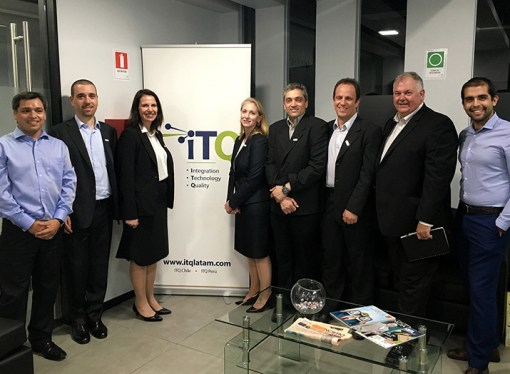 ITQ Latam realiza workshop de NetScout para Entel