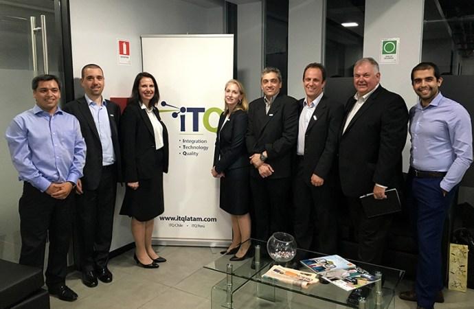 ITQ Latam realiza workshop de NetScout para Entel
