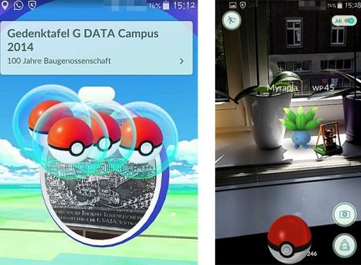 Pokémon Go: cázalos a todos, pero no a cualquier precio