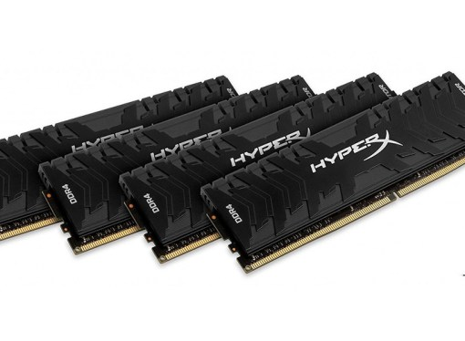 HyperX revitaliza las memorias DRAM Predator DDR4 y DDR3
