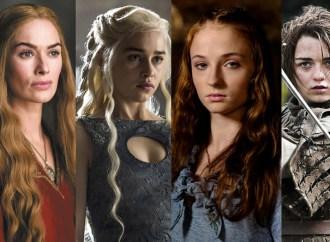 """Las mujeres de """"Game of Thrones"""" son los personajes más fuertes"""