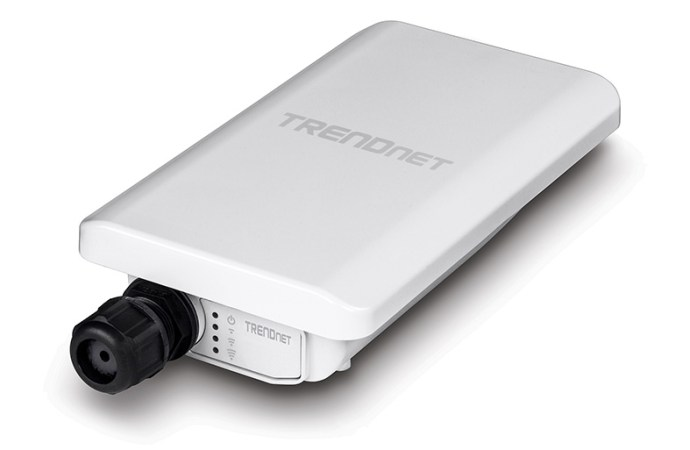 TRENDnet presentó Access Point PoE para exteriores y conectividad inalámbrica punto a punto
