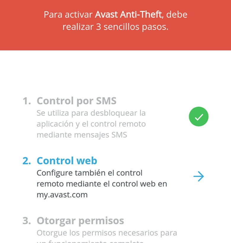 Avast Antitheft 4