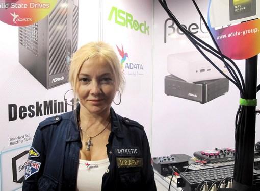 ADATA presentó sus discos de estado sólido externos SE730, SC660 y SV620