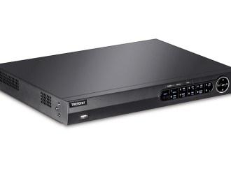 TRENDnet presentó un NVR que ofrece solución integral de almacenamiento y administración de cámaras