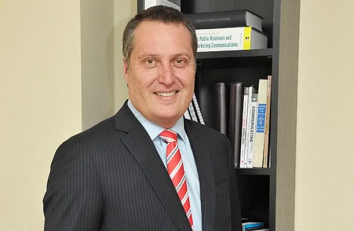 TOC nombró a Andrés Landerretche como gerente Internacional