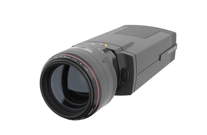 Axis lanzó su cámara de seguridad Q1659