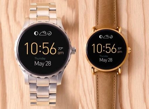 Qualcomm y Fossil presentaron smartwatches basados en Snapdragon Wear