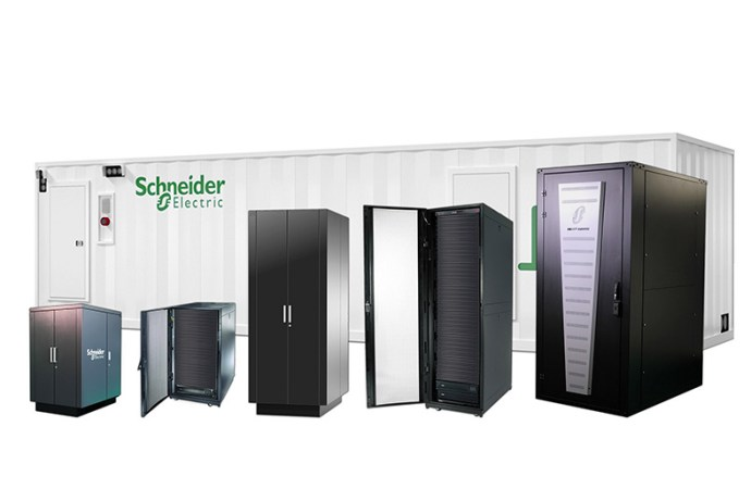 Schneider Electric lanzó soluciones de micro data center para edge computing