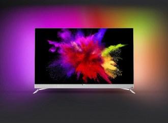 Philips TV lanzó en IFA su televisor con tecnología OLED 4K con Ambilight