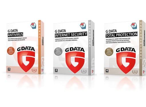 G Data incorpora un administrador de contraseñas en su total protection