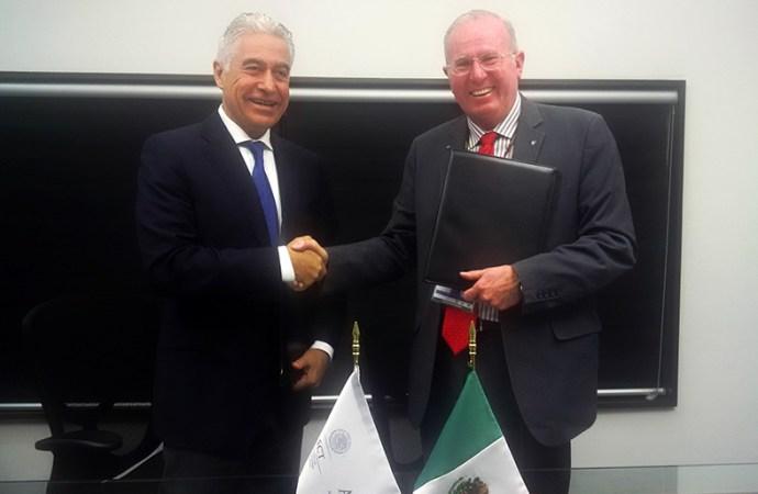 Eutelsat Americas y la Agencia Espacial Mexicana desarrollarán el sector espacial y los servicios satelitales