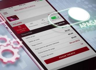 Maneje su tarjeta de crédito INVEX desde el celular
