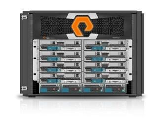Pure Storage lanzó FlashStack
