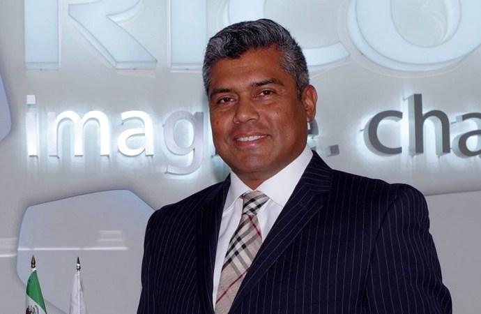 Ricoh Mexicana nombró a Jesús García Santos como nuevo director General