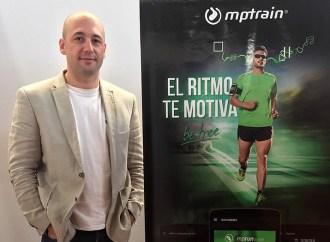 Lanzan MPTRAIN, app para entrenar más y cansarse menos