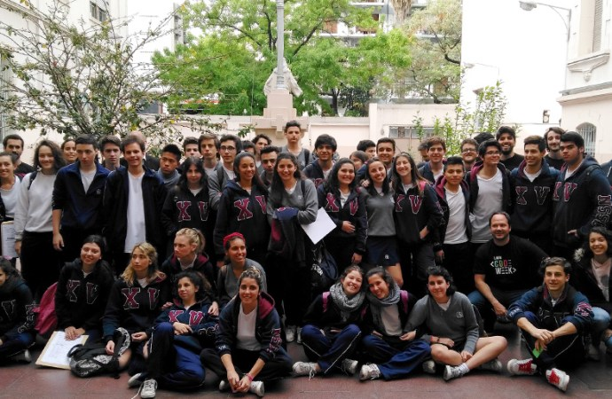 SAP y Junior Achievement presentan LatinCode Week