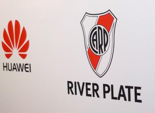 Huawei es el nuevo sponsor del Club Atlético River Plate