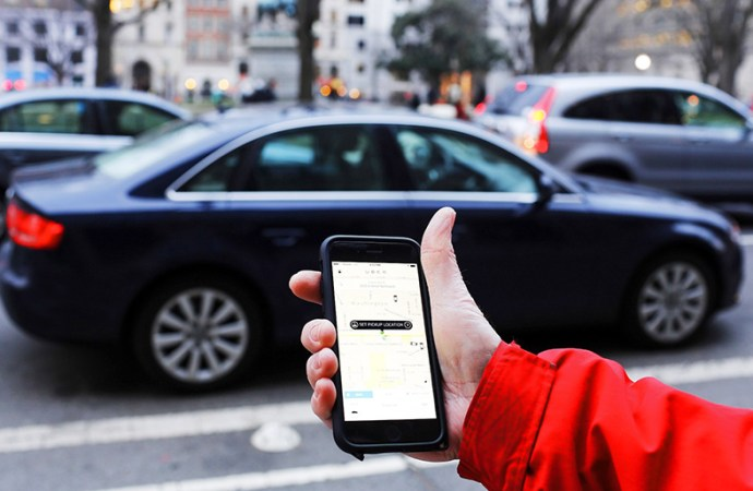 Uber lanzó una campaña para que los usuarios revisen los datos del viaje antes de subir al auto