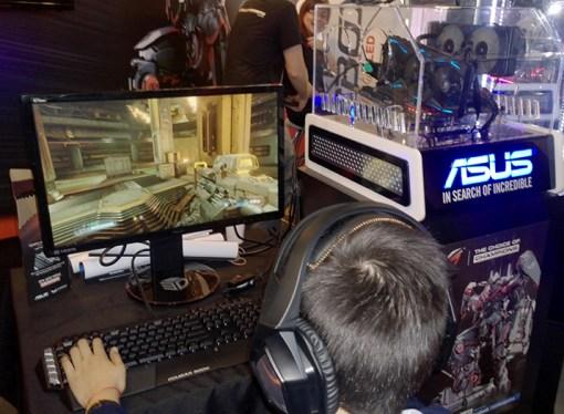 Nuevas laptops ASUS Republic of Gamers