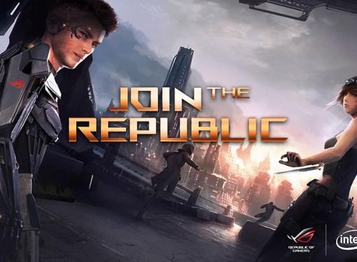 ASUS Republic of Gamers realizó la 5° etapa del ROG Community Challenge
