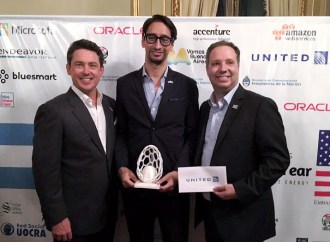 "United Airlines presente en ""Argentina-U.S. Entrepreneur of the Year"""