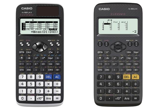 CASIO presentó las nuevas calculadoras Classwiz en Argentina