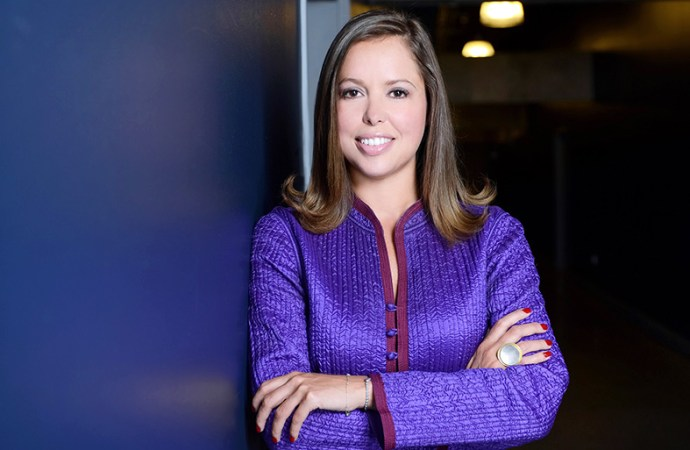 NBCUniversal International eligió como SVP Marketing & Creative a Karen Barroeta