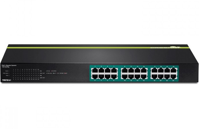 TRENDnet presentó switch PoE de alta capacidad