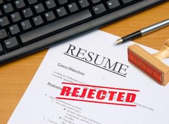 Estos son los 5 típicos errores al hacer un currículum en inglés