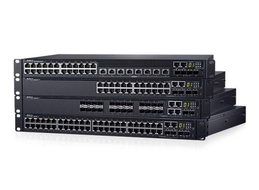 Dell EMC presentó el primer switch N3132PX-ON