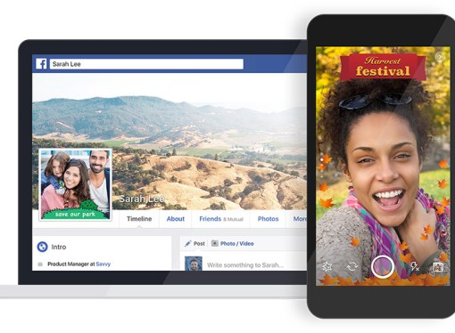 Facebook lanzó Camera Effects Platform en Argentina