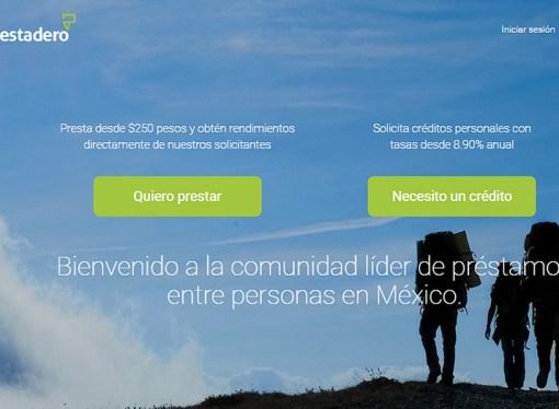 Prestadero, un referente de crowdfunding de crédito en México