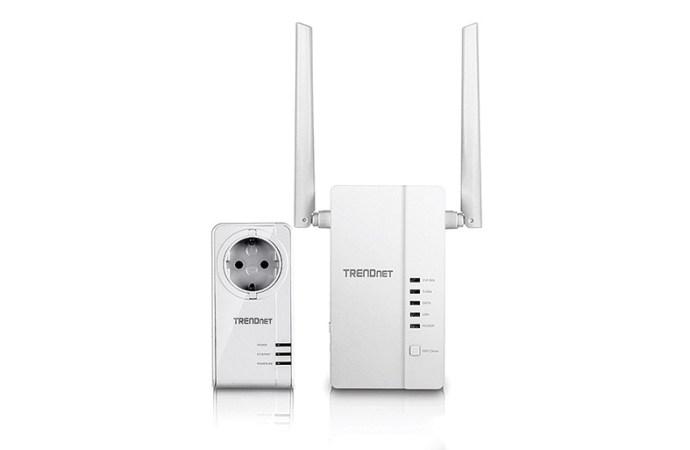 TRENDnet lanzó adaptador Powerline