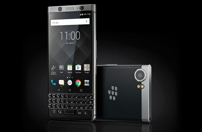 TCL Communication presentó el nuevo Blackberry KEYone en el MWC 2017
