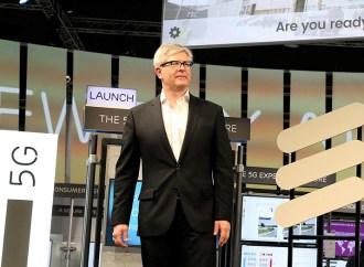 Ericsson en MWC 2017: lideró la tecnología 5G y la transformación empresarial
