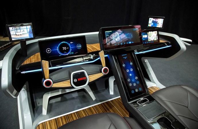 Bosch presentó sus soluciones inteligentes en el Mobile World Congress