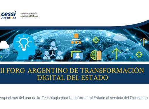 CESSI presentó la segunda edición del Foro Argentino de Transformación Digital