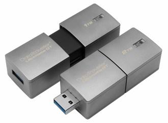 Kingston Technology lanzó DataTraveler Ultimate Generation Terabyte
