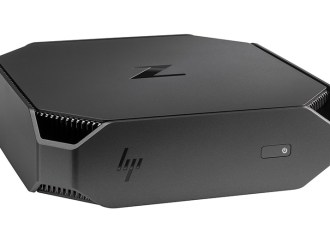 HP presentó Z2 Mini Workstation