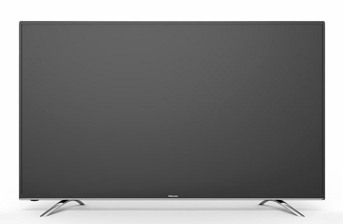 Hisense amplía su línea de Smart TVs